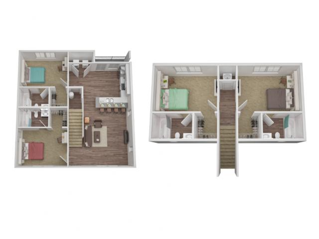 4 Bed/4 Bath Cottage