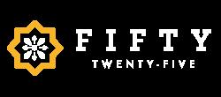 Fifty Twenty-Five Logo