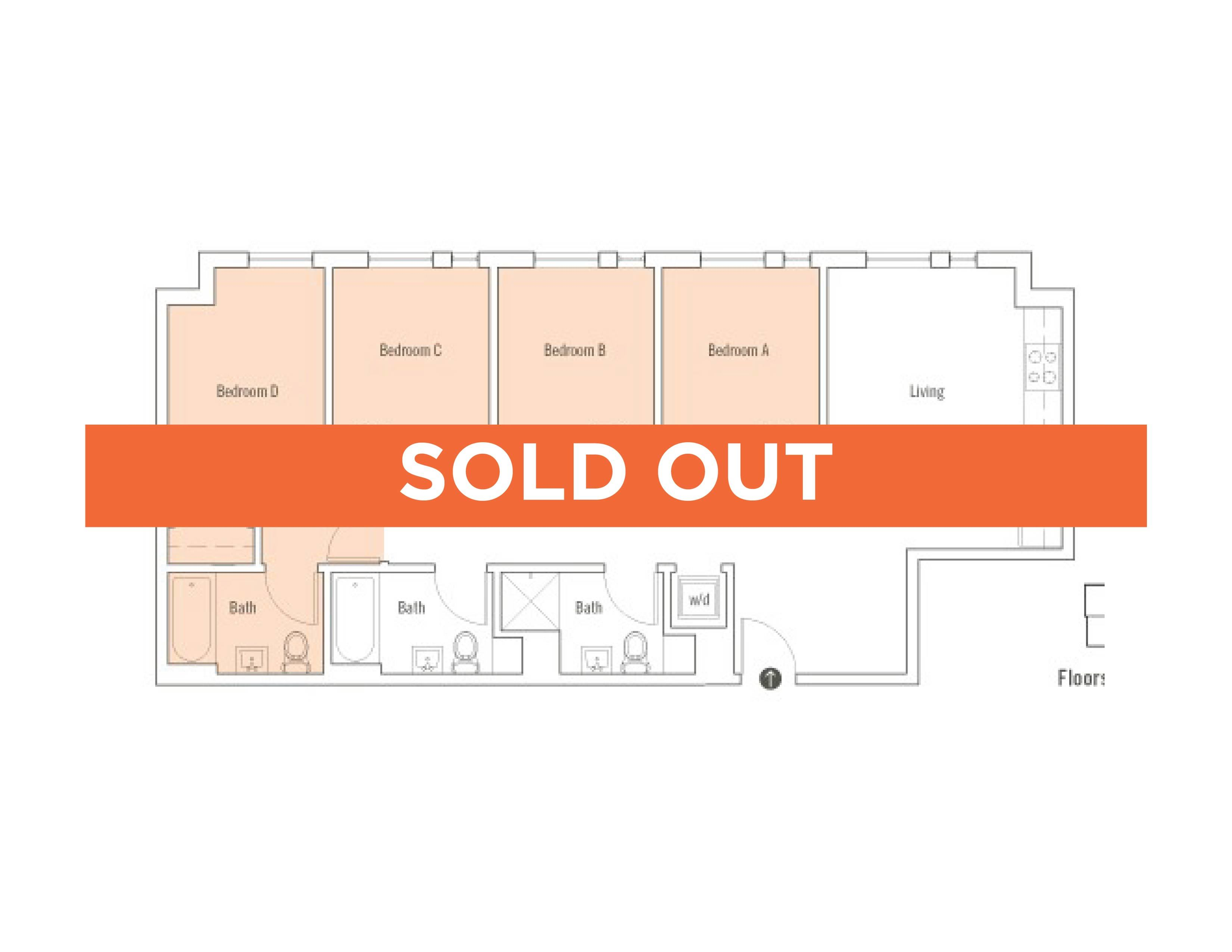 4BR/3BA - Hardwood Elite sold out