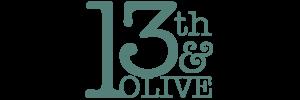 13th&Olive Logo