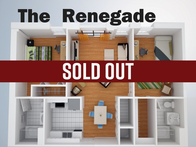 Renegade I - sold out