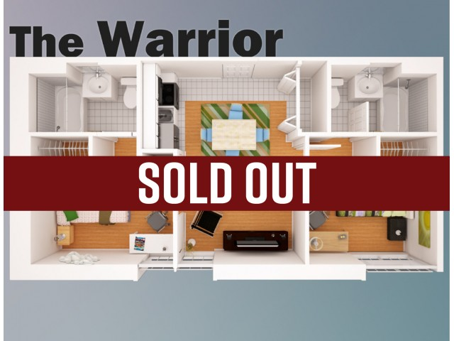 Warrior I - sold out