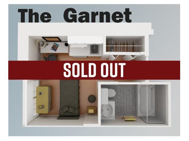 Garnet - sold out