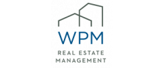 WPM Real Estate Management logo.