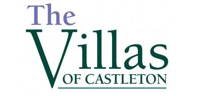 The Villas of Castleton Logo