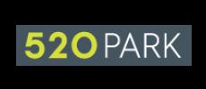 520 written in green font, Park written in white font.