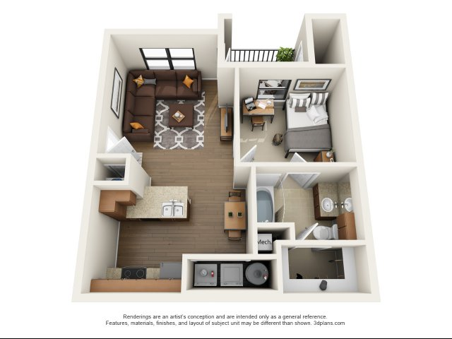 Three Bedroom | The Connection Huntsville