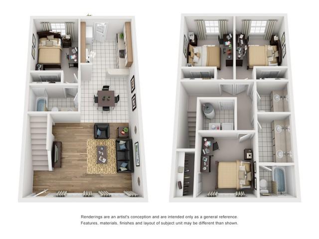 4 bedroom apartment orlando fl