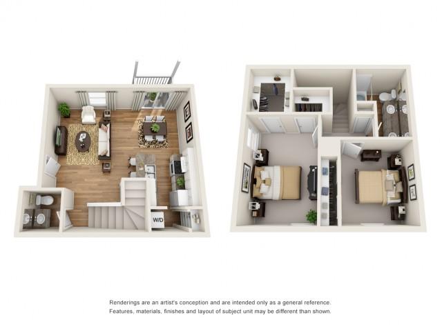 2 bedroom apartment college station laurel ridge