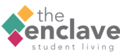 the enclave apartments logo