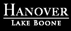 Hanvoer Lake Boone Logo