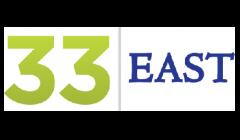 33 East