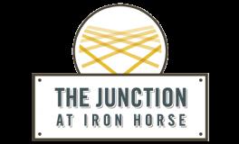 Junction at Ironhorse logo