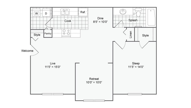 Floor Plan Image at ReNew Peachtree