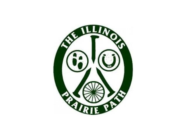 The Illinois Prairie Path Logo