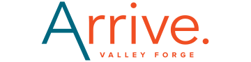 Arrive Valley Forge Luxury Apartment Homes Logo