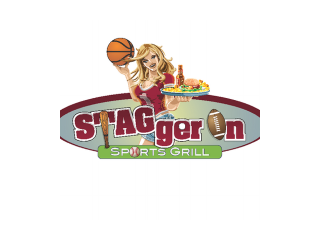 Stagger In Logo