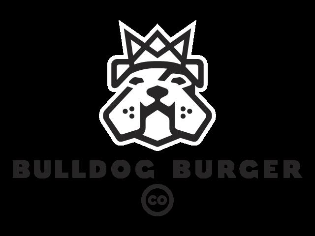 Bulldog Burger Logo