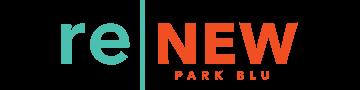 ReNew Park Blu Logo