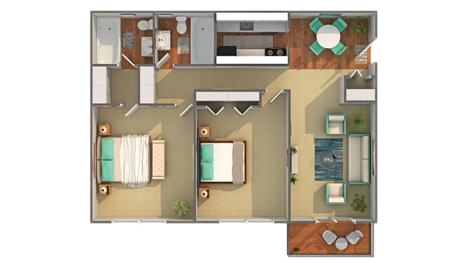ReNew Madison   Floor Plan Images
