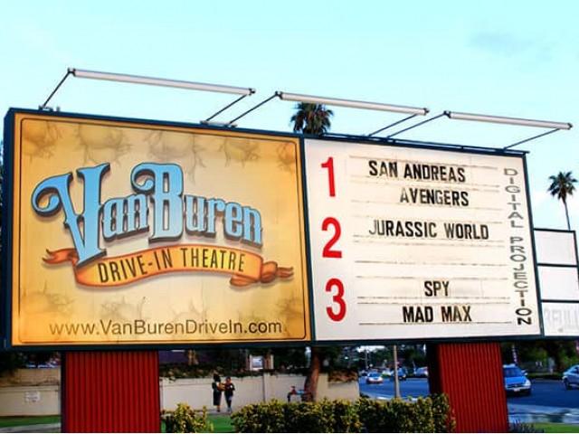 Van Buren Drive-In Theater