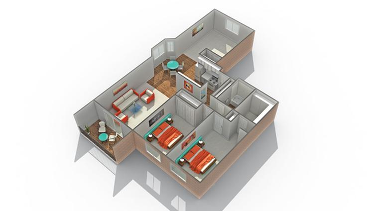 Floor Plan image | ReNew Eden Prairie