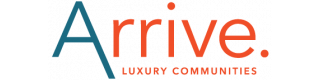 Arrive Luxury Communities Logo
