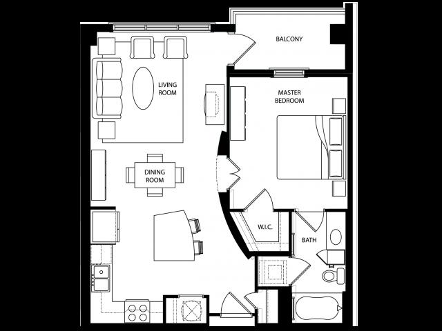 Rockefeller Floor Plan