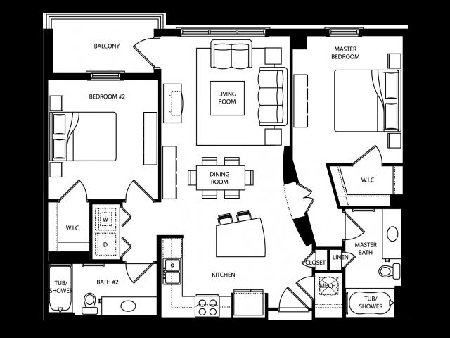 Chrysler Floor Plan