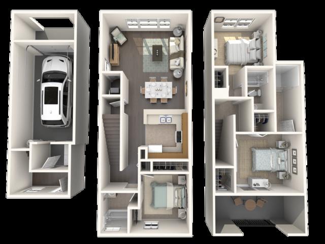 Sandalwood floor plan