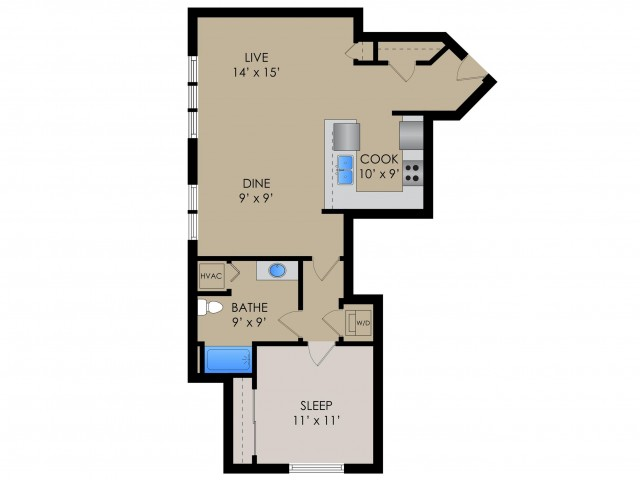 The Regency | Barrington Place | Apartments in Madison, WI