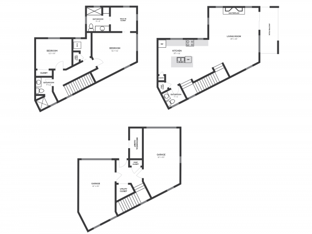 2D Floorplan T4