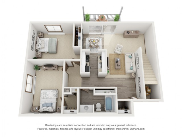 Hemlock Floor Plan