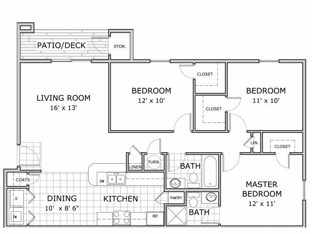 Sherwood Village Apartments