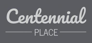 centennial place logo