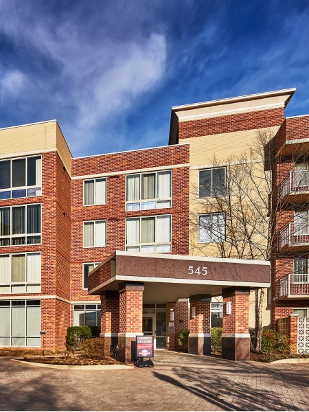 Birchwood building | Apartments for rent in Arlington near DC | Birchwood
