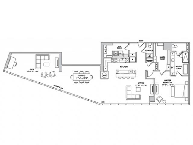 P4501 Floor Plan Image