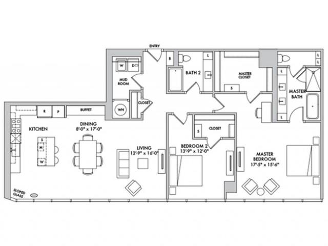 P4402 Floorplan Image