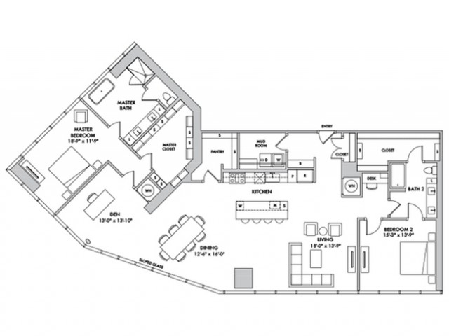 P4101 Floorplan Image