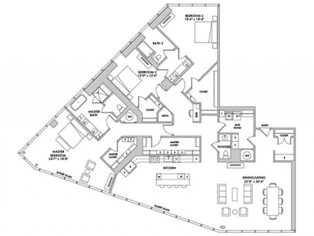 P4201 Floorplan Image