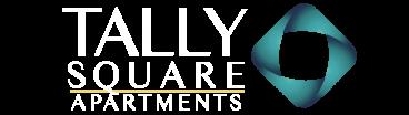 tally square apartments logo