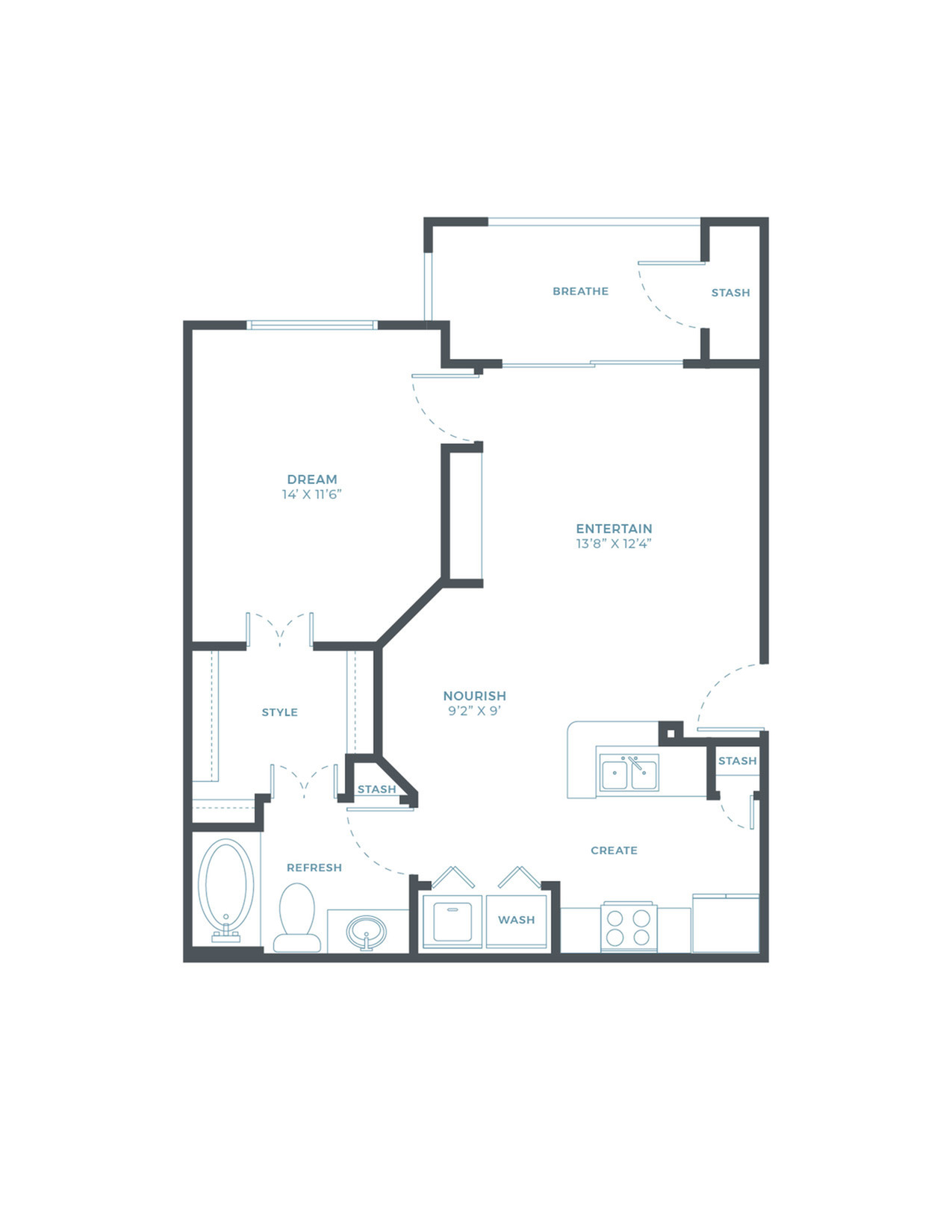 Sawgrass WF Floorplan