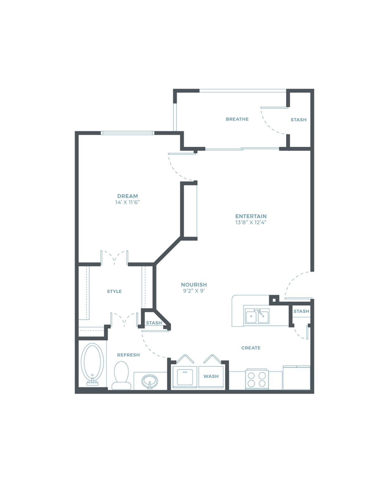 Sawgrass Floor Plan
