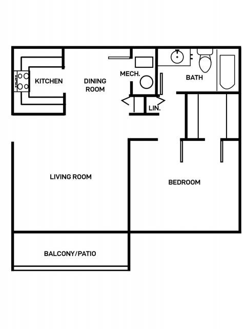 A1R Floor Plan