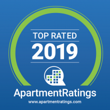 apartment ratings 2019 logo