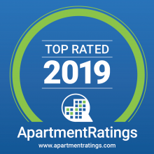 2019 Apartment Rating
