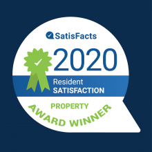 Award for 2020 Satisfacts