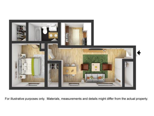 Copper Hill Apartment Homes