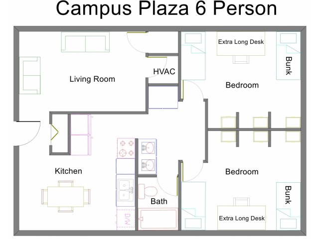 Campus Plaza Apartments