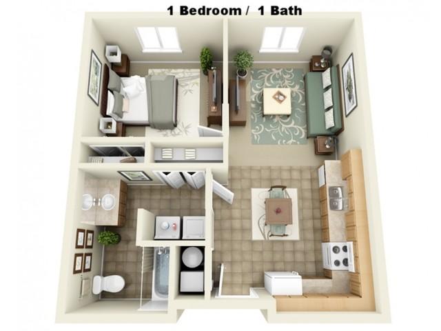 Liberty Square Floor Plan